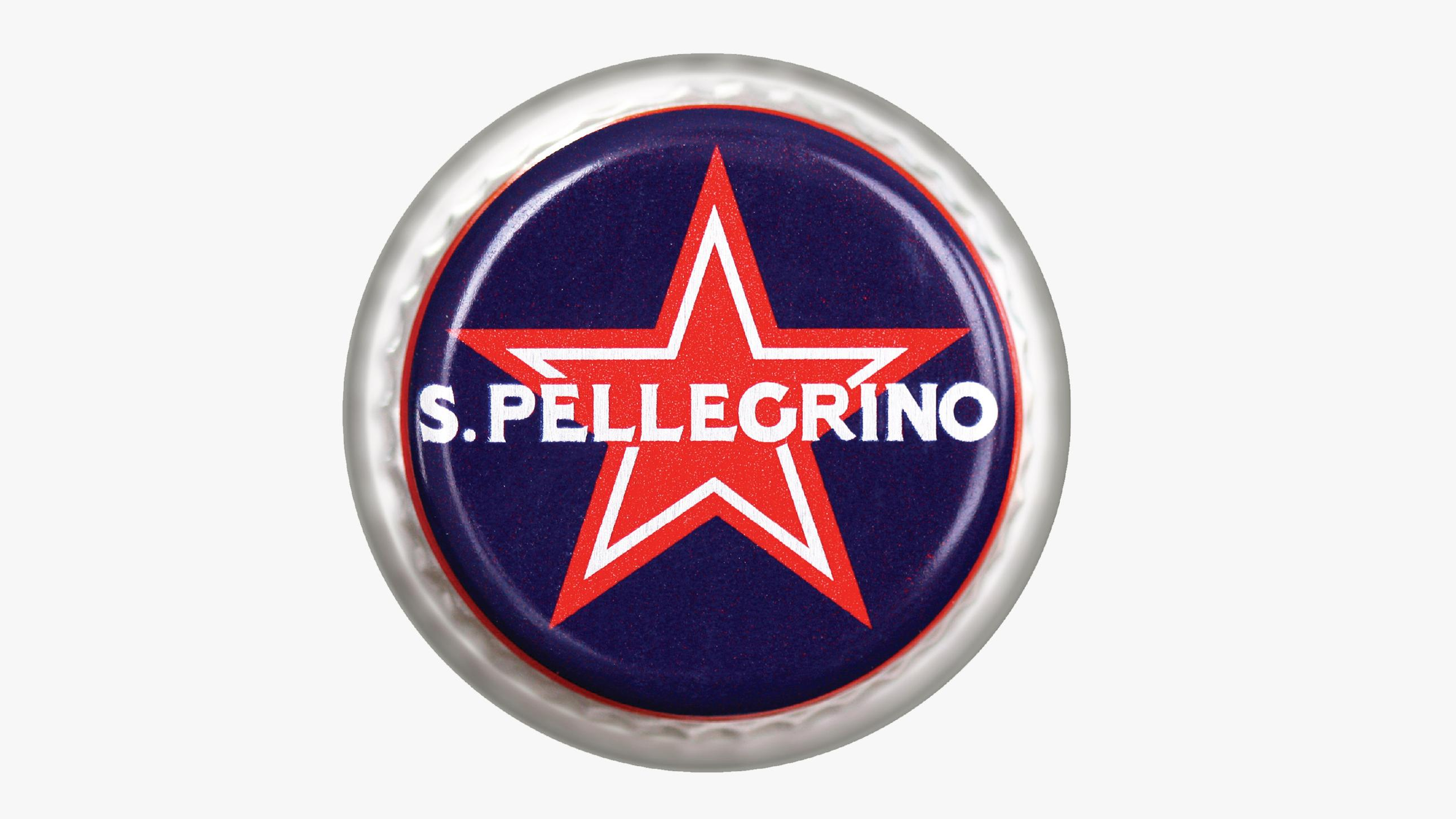 The Subliminal Message Of San Pellegrino?s Logo photo