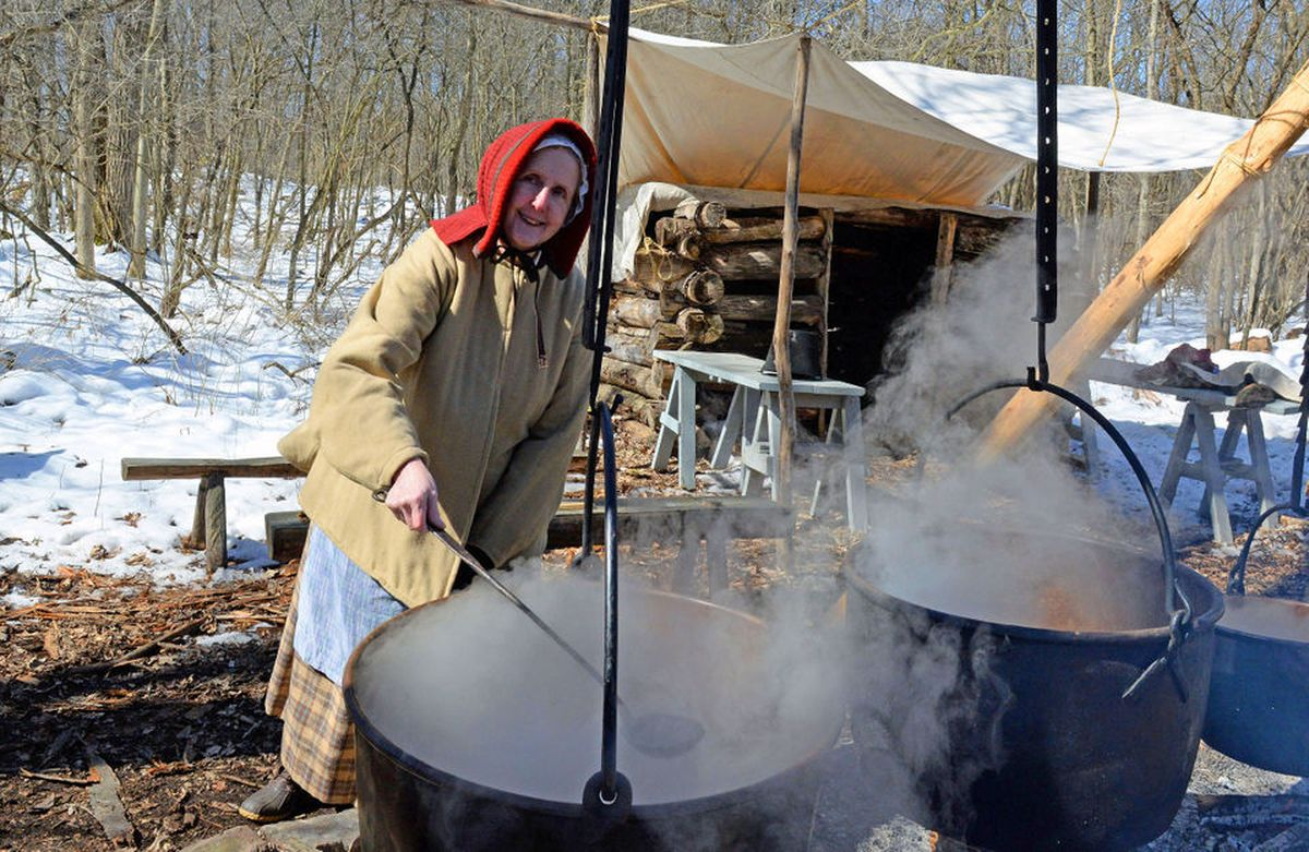Maple Sugar, Plant Fests: Sunny Weather For Weekend Events In Upstate Ny photo