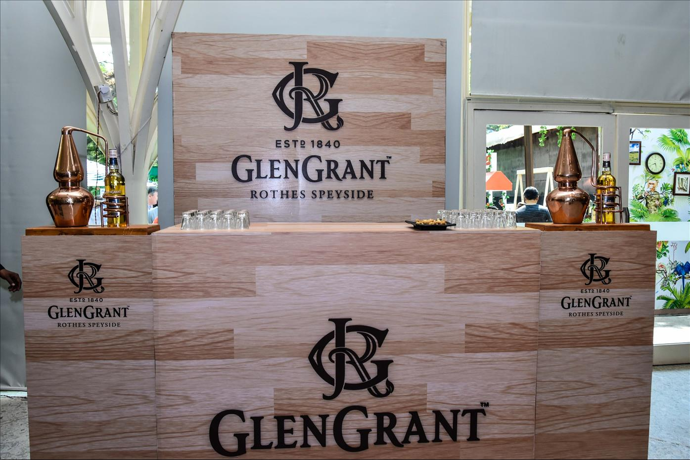 Aspri Spirits And Glengrant Participate In The 1st Edition Of The Vault Biennale photo