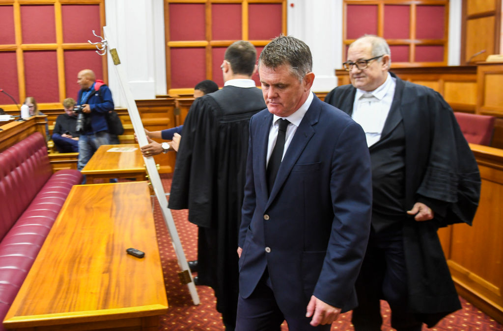 Judge Accused Of 'unfair' Trial In Jason Rohde Appeal photo