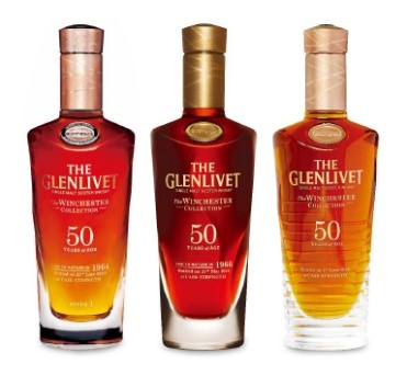 The Glenlivet Partners With Dfs For Special Winchester Collection Release photo