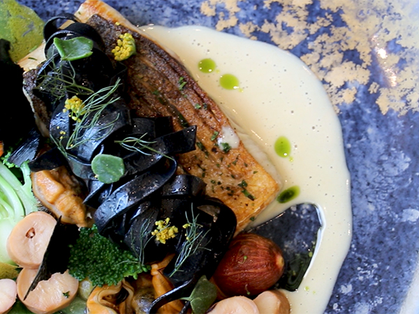 Watch: Relaunched Hazendal In Stellenbosch Wows With Russian Tea And Fine Dining photo