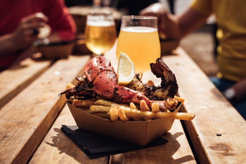 Edinburgh Craft Beer Festival returns for 2019 with foodie focus photo