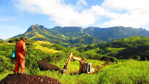 Fiji Gold Mine Attracts 'internationally Renowned Economic Geologist' photo