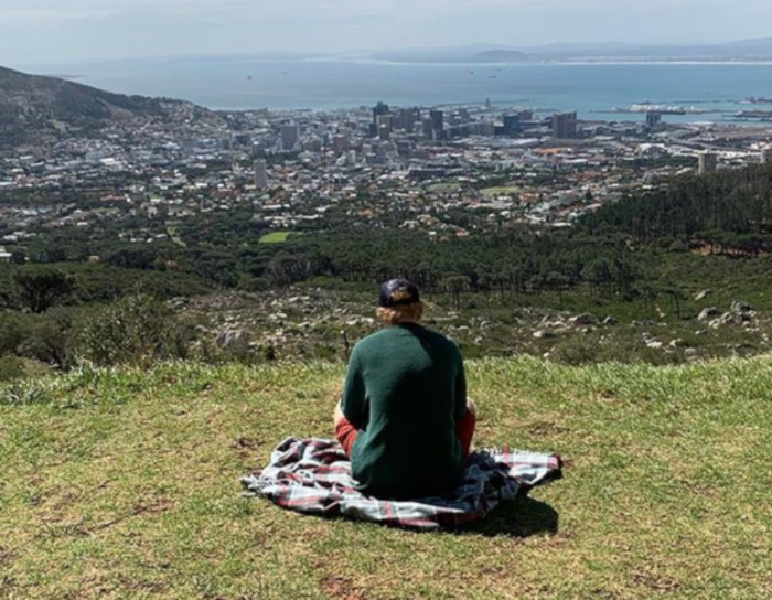 Ed Sheeran Loves Cape Town photo