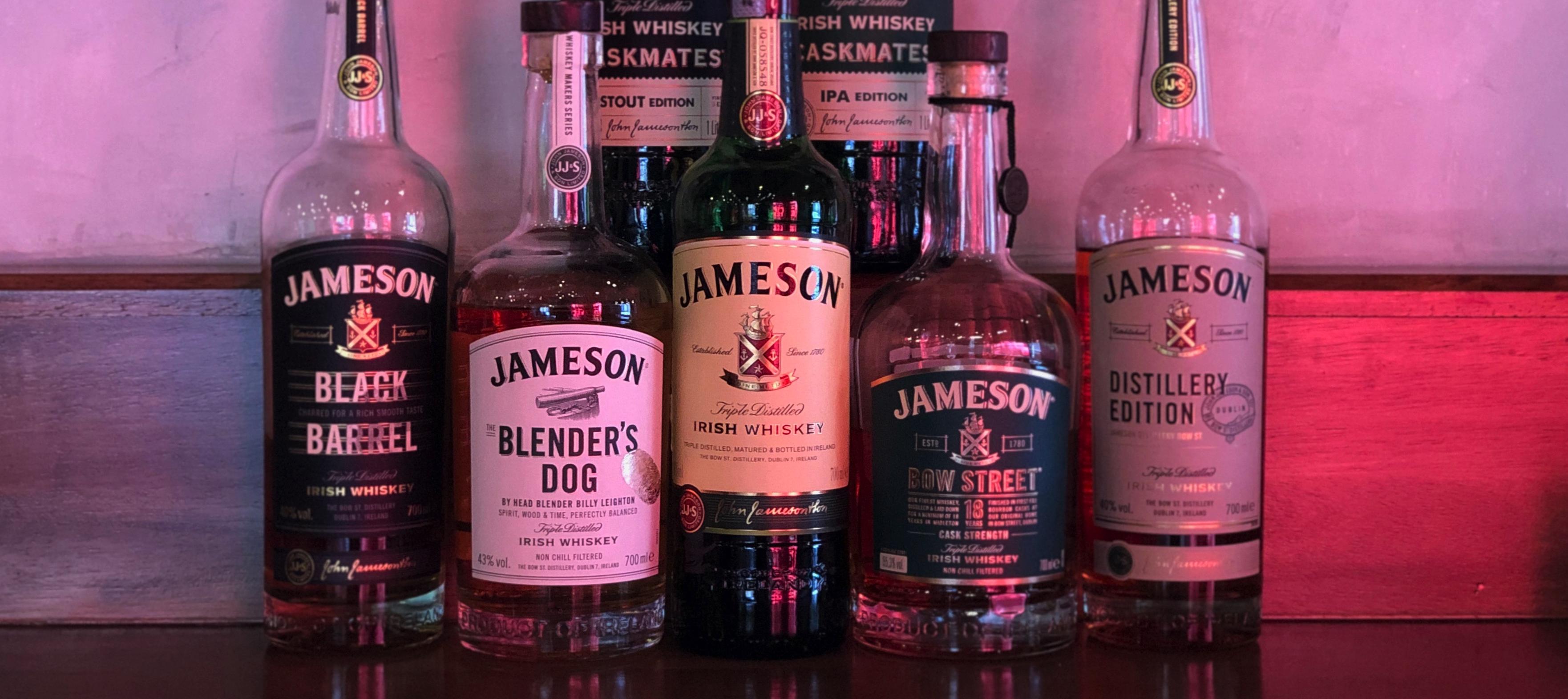 Jameson Irish Whiskey, The Green Gold Of Ireland photo