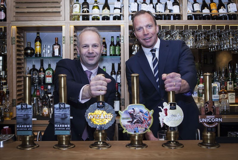 Robinsons Brewery Directors In Top 50 North West Influencers photo