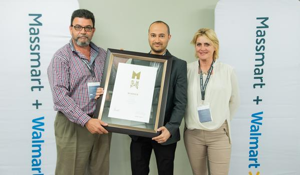 Nestle Wins Massmart Supplier Environmental Award photo