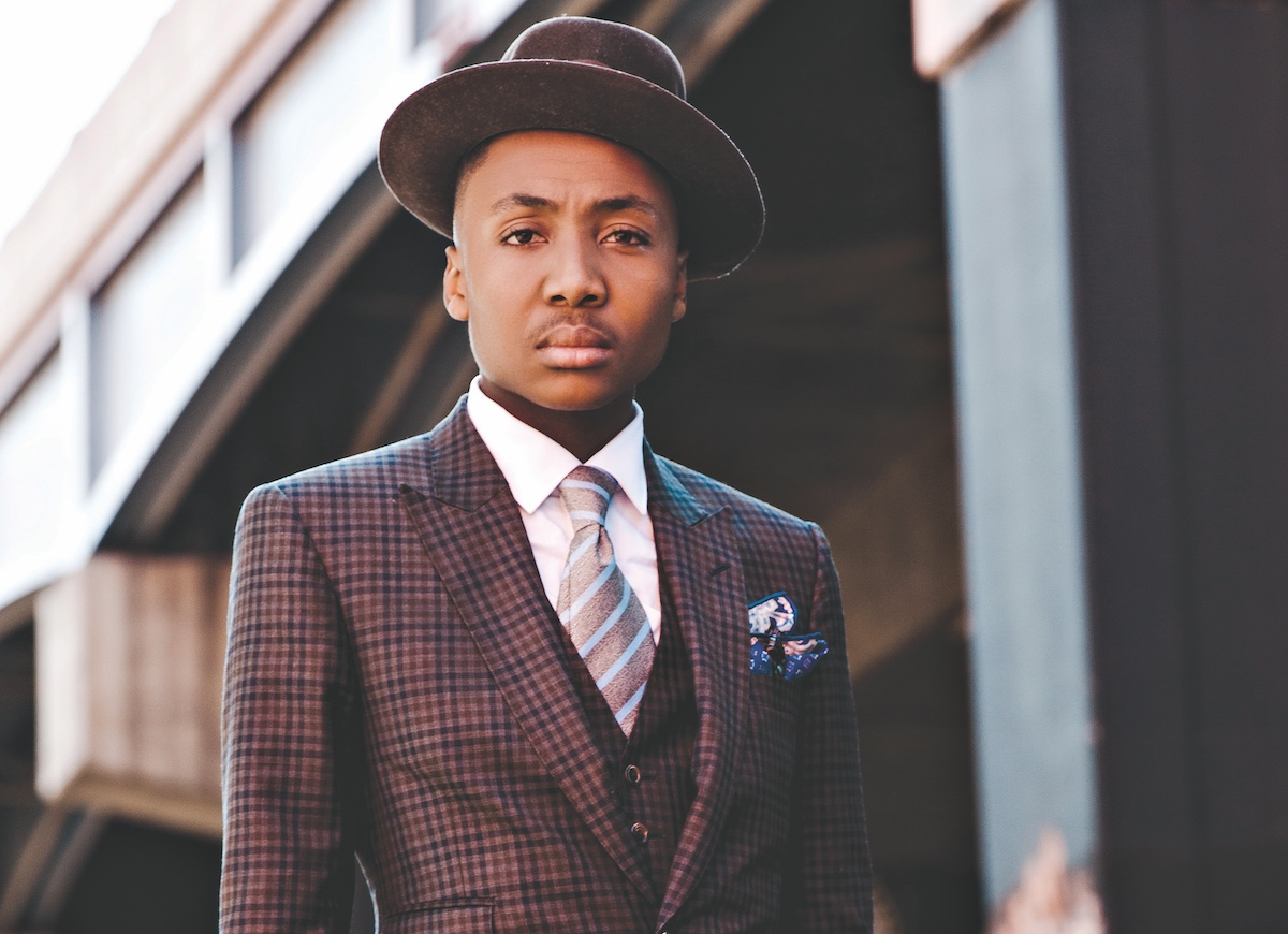 Menzi Mcunu: The Quintessential Stylish Gentleman photo