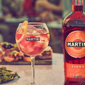 Martini Takes On Aperol With New Fiero Vermouth photo