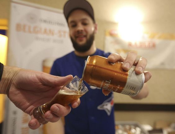Brandon To Pour It On At Beer-tasting Festival photo