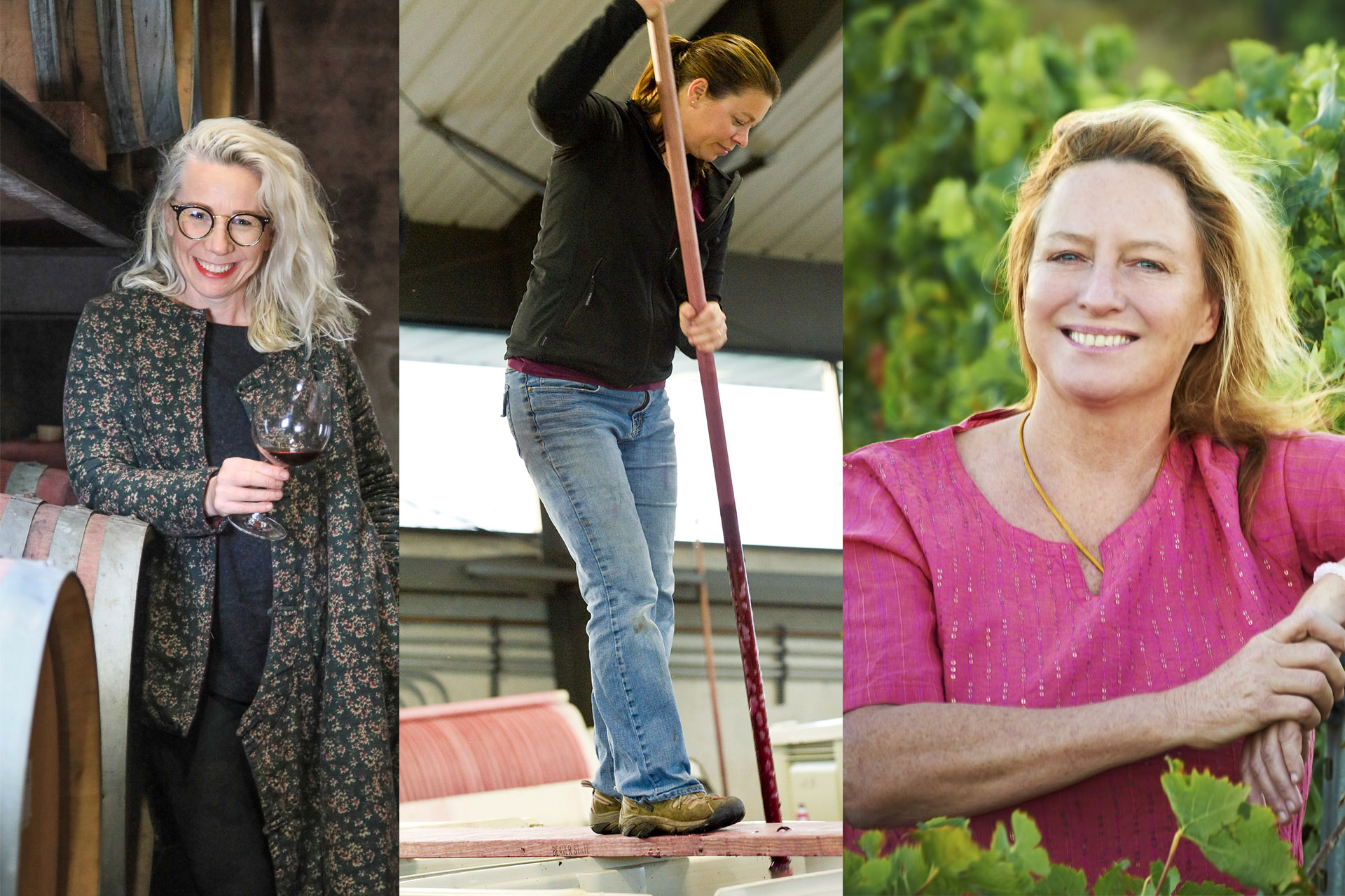 Six New World Female Winemakers You Should Know photo