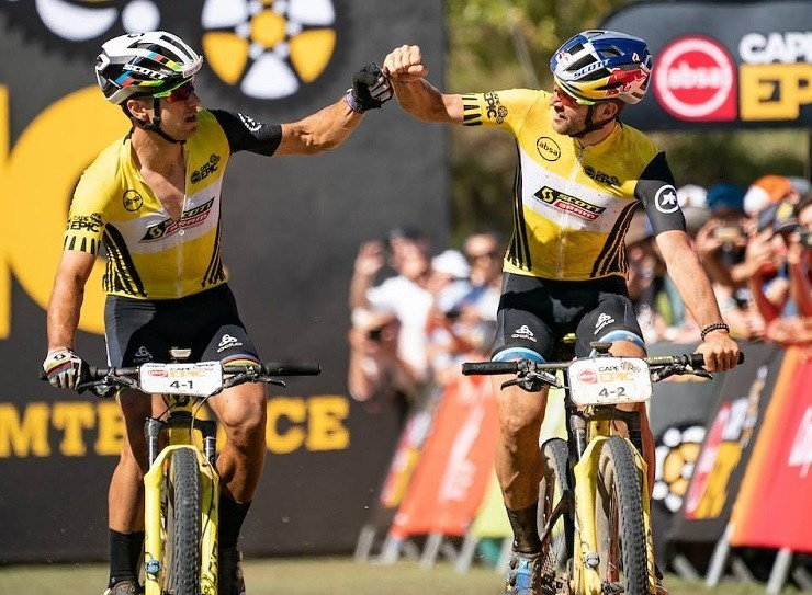 Cape Epic Results & Gc: Gutierrez, Cink Win Grand Finale, Schurter, Forster Clinch Title photo