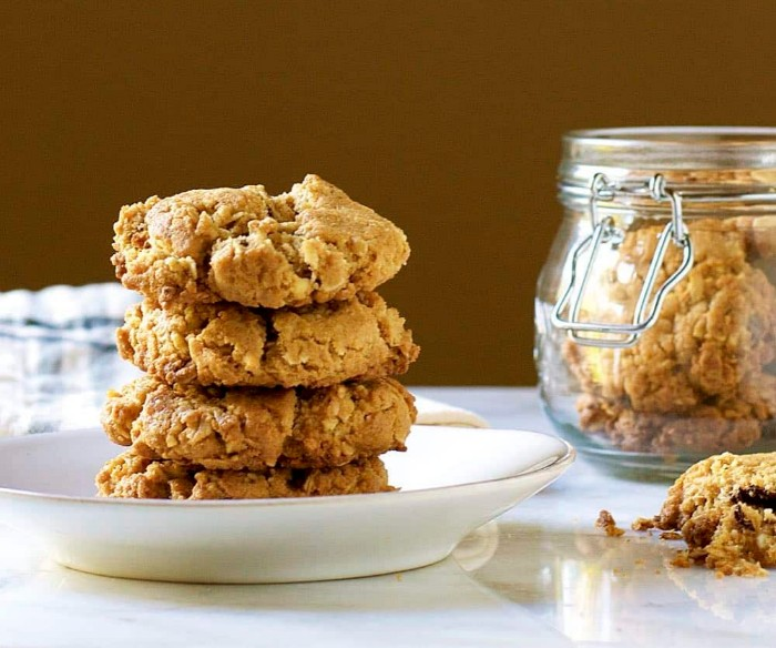 Oatmeal Chocolate Chip Cookies With Toasted Coconut (shortbread Texture!) photo