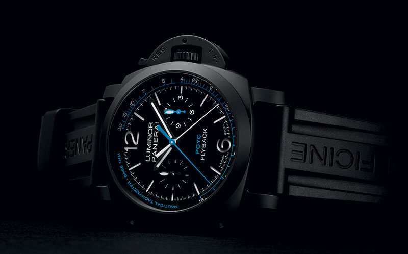 Luminor Yachts Challenge: Three Chronographs As A New Tribute To The Link Between Panerai And The World Of The Sea photo