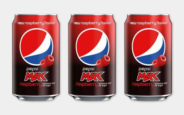 Pepsi Max Adds Raspberry Flavour To Its Uk Portfolio photo