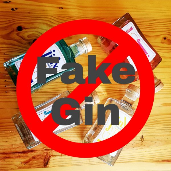 South African Gin. The ugly truth! photo
