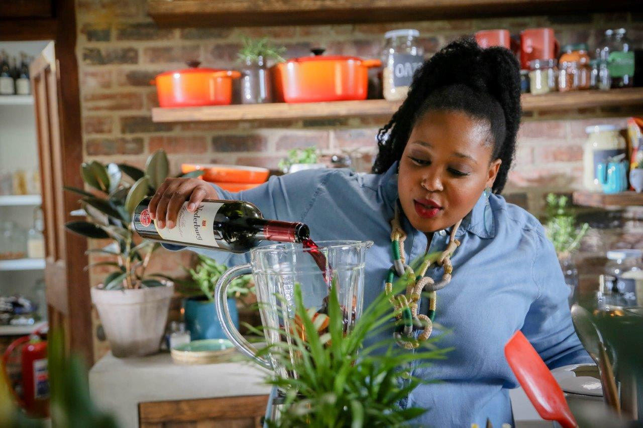 Dig Into Deliciousness And Thrilling Stories With Nederburg And Zola Nene photo