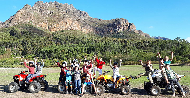 Fabulous Family Fun To Be Had In Paarl And Wellington photo