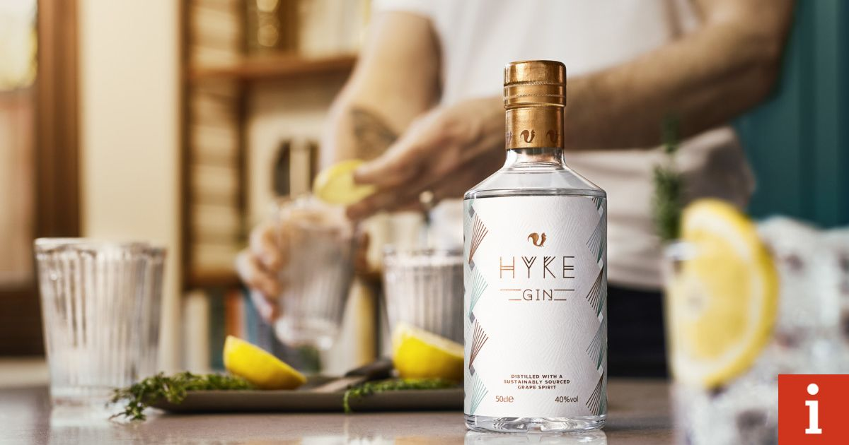 First Gin Made From Discarded Tesco Supermarket Grapes Is Launching And Slashing Waste photo