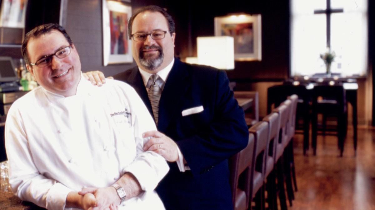 Restaurant Talk: Milwaukee's Best, Brothers Joe And Paul Bartolotta photo