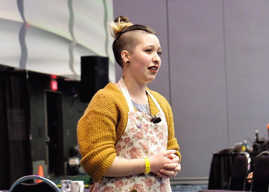 Rose Woodard Confronts Bias In Coffee Competition Judging photo