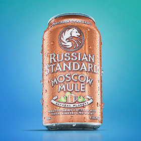 Russian Standard Unveils Moscow Mule Rtd photo