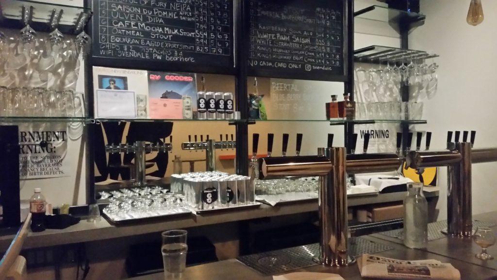 New Carroll Gardens Taproom Serves New York-brewed Beer photo
