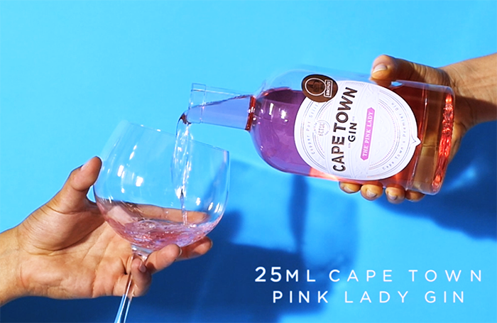 Watch: Cocktail Magic With Cape Town Gin Co photo