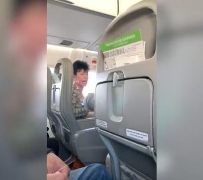 Watch: Passenger Has Meltdown Over Pepsi photo