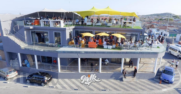 Local Entrepreneur Opens Upmarket 3-storey Restaurant In Khayelitsha photo