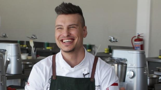 Ben Ungermann Is Teaching South Africans How To Make Yummy Ice Cream photo