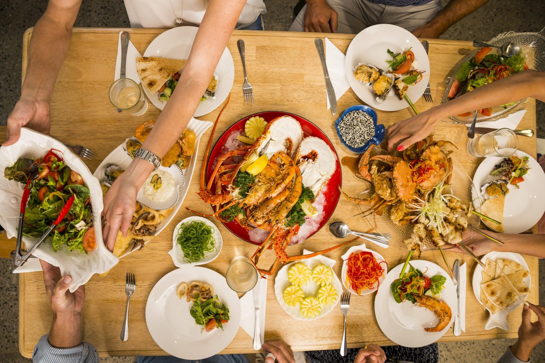In The Land Down Under, An Extraordinary Experience Awaits Foodies photo