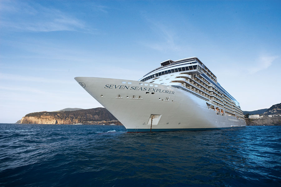 Holy Ship! Heaven Is A Place On Earth – Welcome Aboard The Seven Seas Explorer Cruiseliner photo
