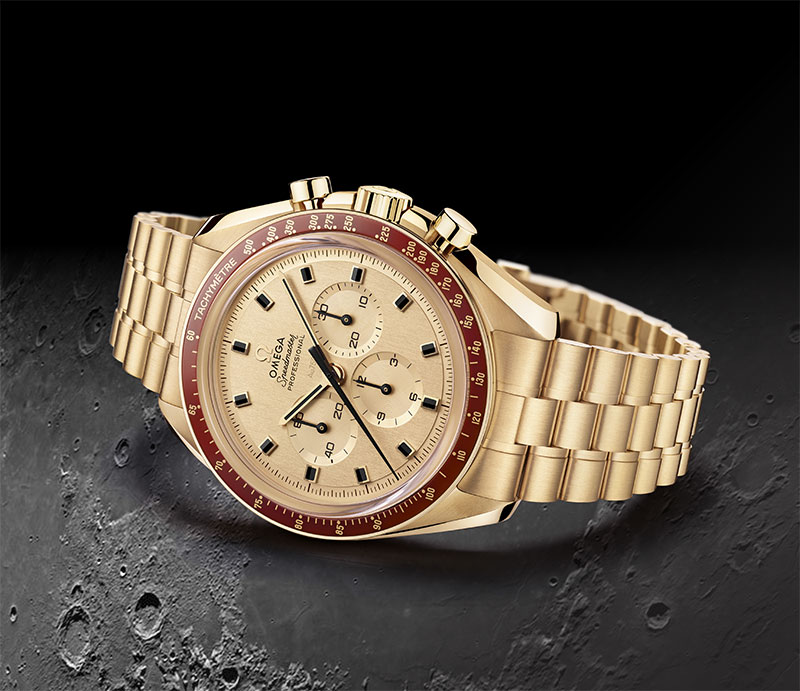 Omega Speedmaster Apollo 11 50th Anniversary Limited Edition photo
