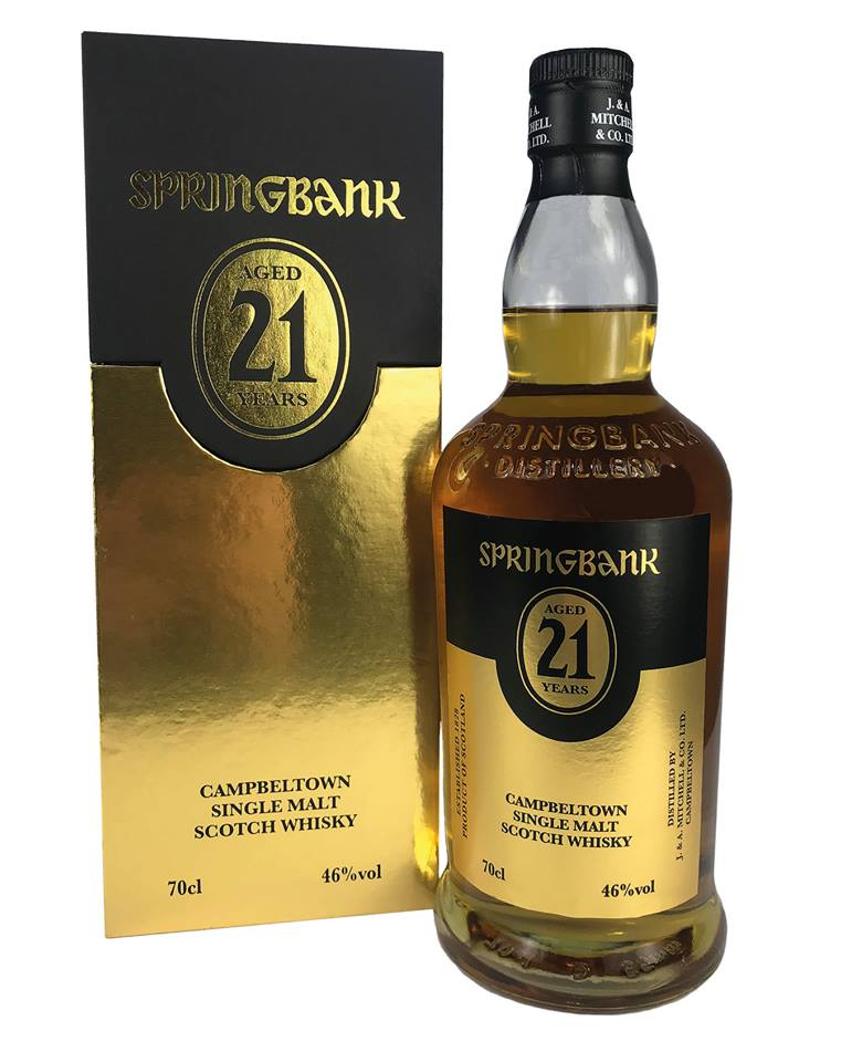 This Year?s Bottling Of Springbank 21 Year Old Was Released photo