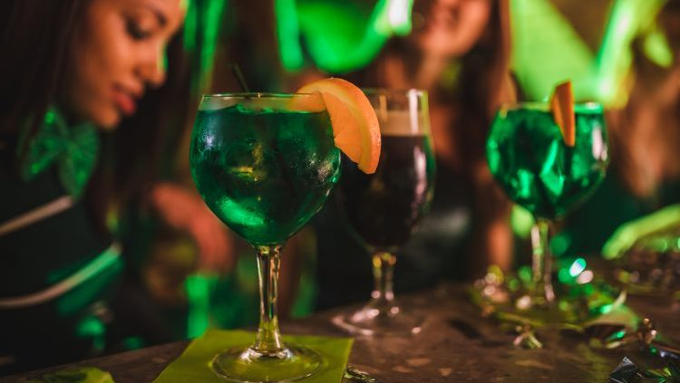 6 Cocktails To Sip On St. Patrick's Day photo