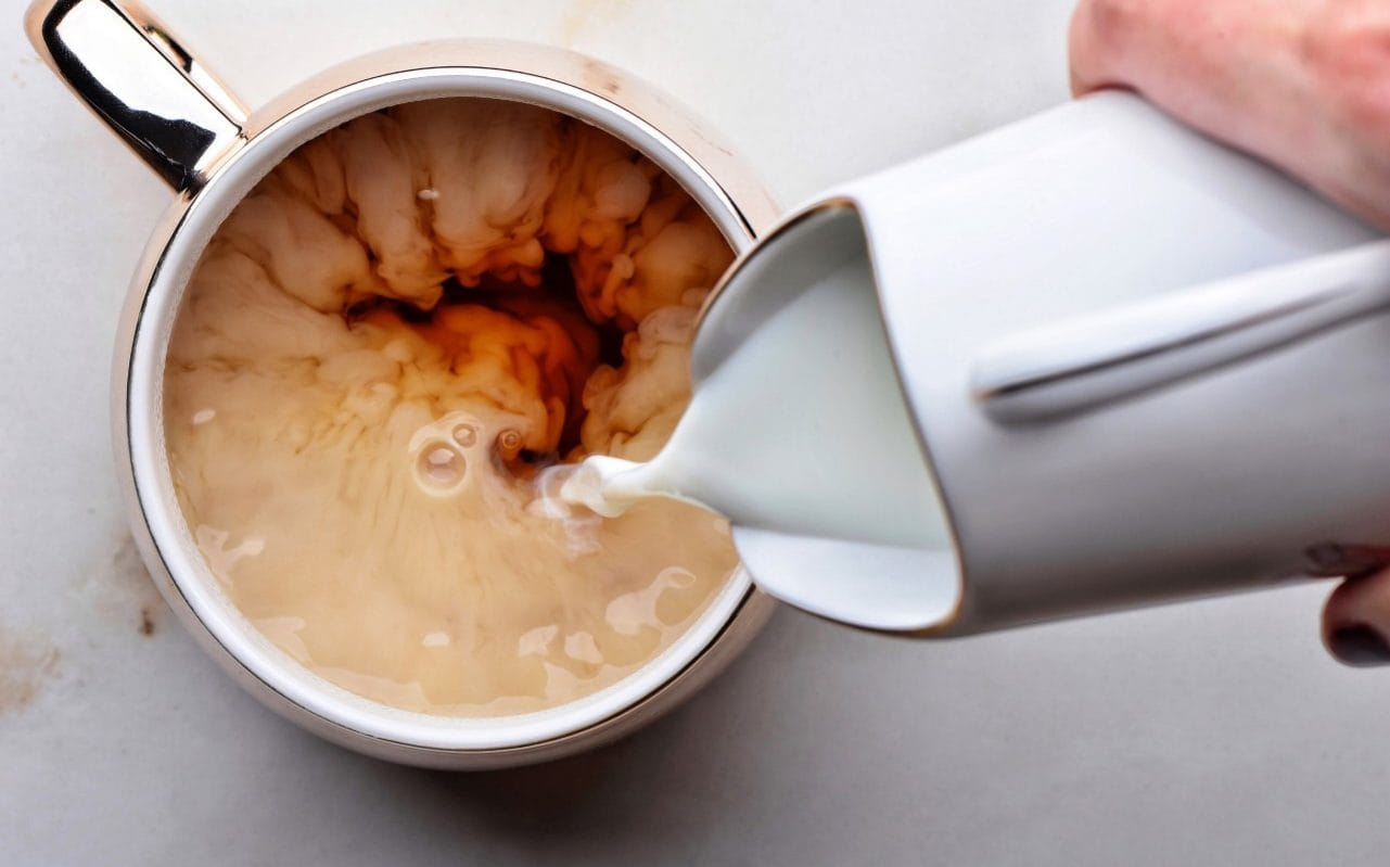 Put Milk In Hot Drinks To Protect Against Cancer, Warn Experts  photo
