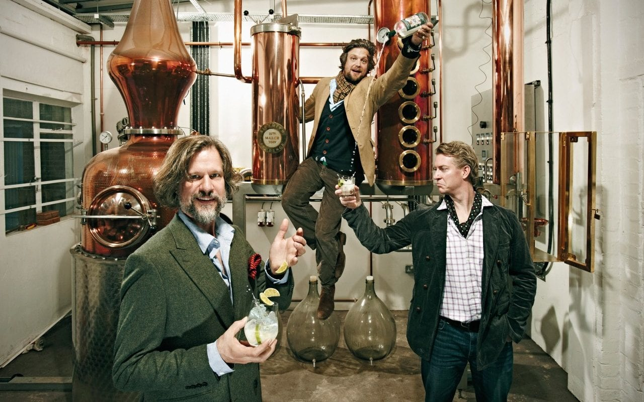 Britain Hailed Gin Tourism Hotspot After Distilleries Report Huge Increase In International Visitors photo
