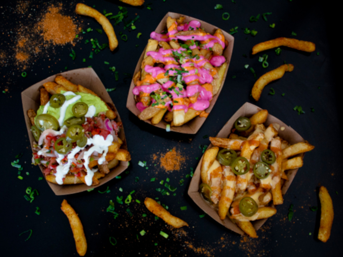 Carb Lovers Unite: A Gourmet Chip Bar Has Opened In Joburg! photo