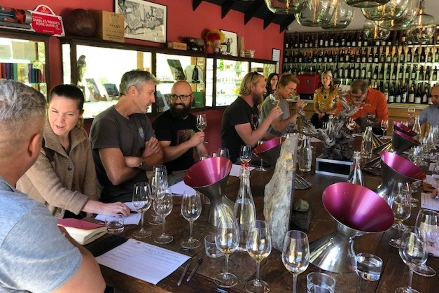 Tim James: Wines From 1991 (portuguese) To 2019 (south Africa) photo