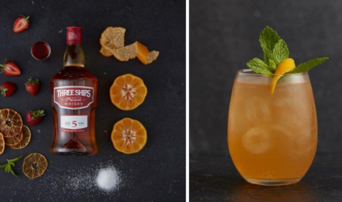Bring The Cocktail Bar To You With This Easy Recipe For Ginger Whipped Whisky Cocktails photo