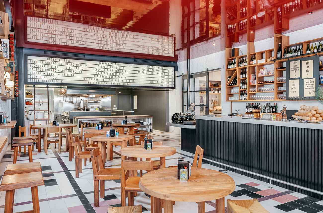 Inside The New Verjus Wine Bar In San Francisco photo