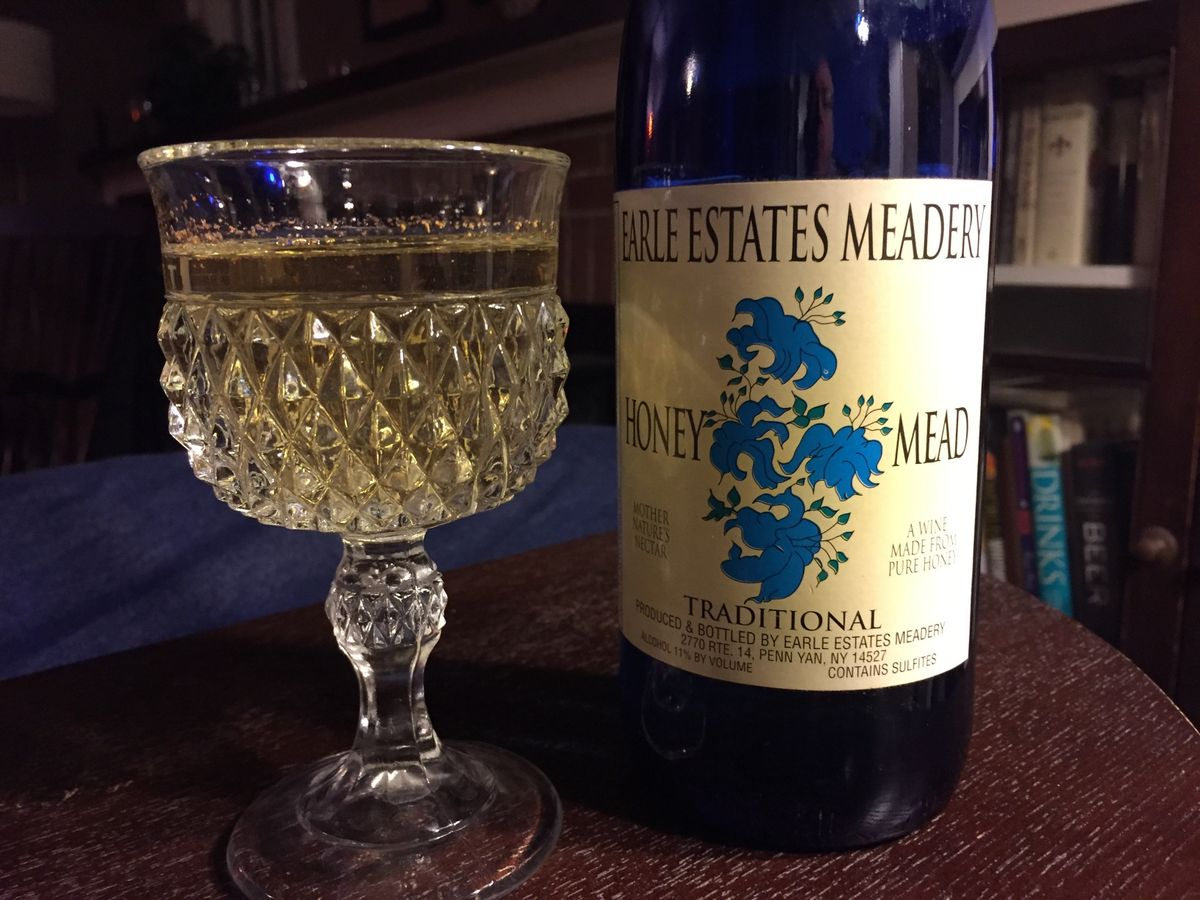 New Law Aims To Boost Mead (honey Wine) In New York photo