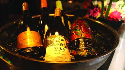 Sula Vineyards Takes Wine To China photo