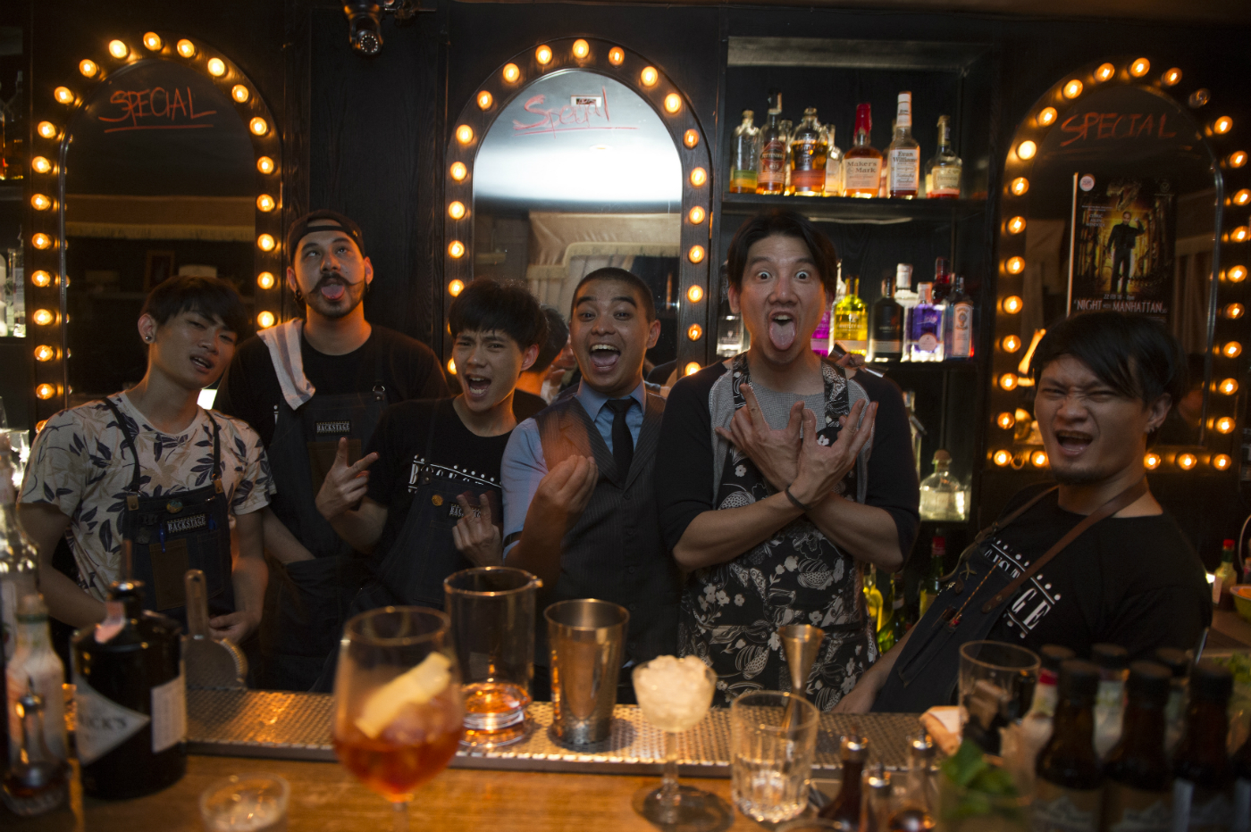 Bangkok?s Best And Brightest: The Bar Awards Top 10 photo