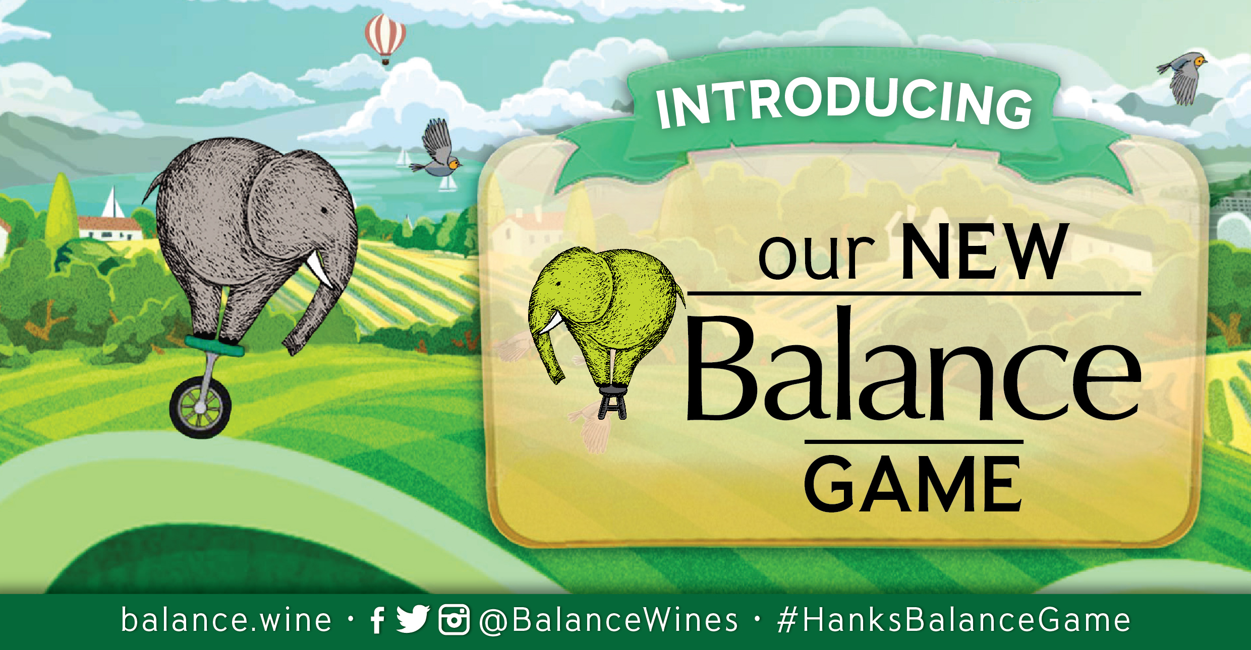Balance launches exciting new online game in support of elephant conservation photo