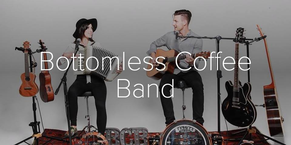 Bottomless Coffee Band at Leopard's Leap photo