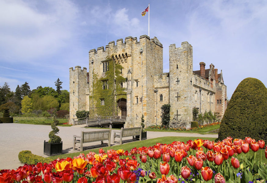 12 Magical Day Trips From London This April photo