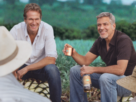 Diageo Plans To Release George Clooney?s Casamigos Tequila Into Gtr Within A Year photo